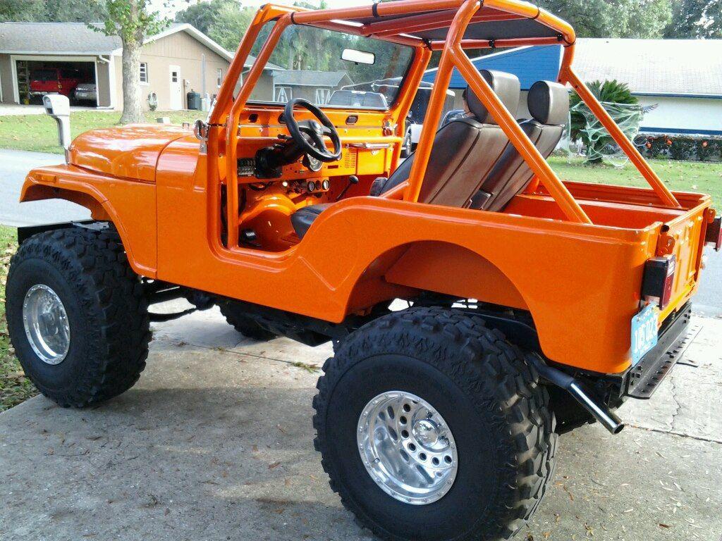 orange cj jeep cj7 jeep wrangler vintage jeep old jeep cool jeeps [ 1024 x 768 Pixel ]