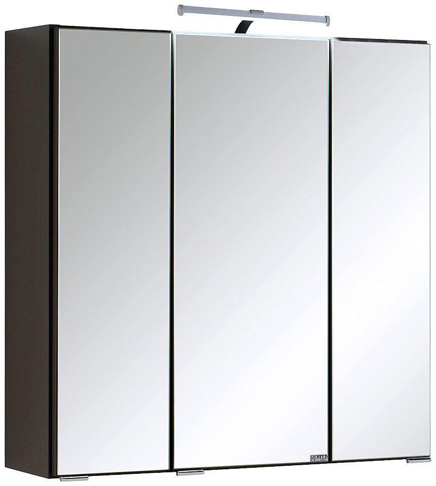Held Mobel Spiegelschrank Texas Breite 60 Cm Mit Led Beleuchtung Jetzt Bestellen Unter Https Moebel La Spiegelschrank Held Mobel Spiegelschranke Furs Bad