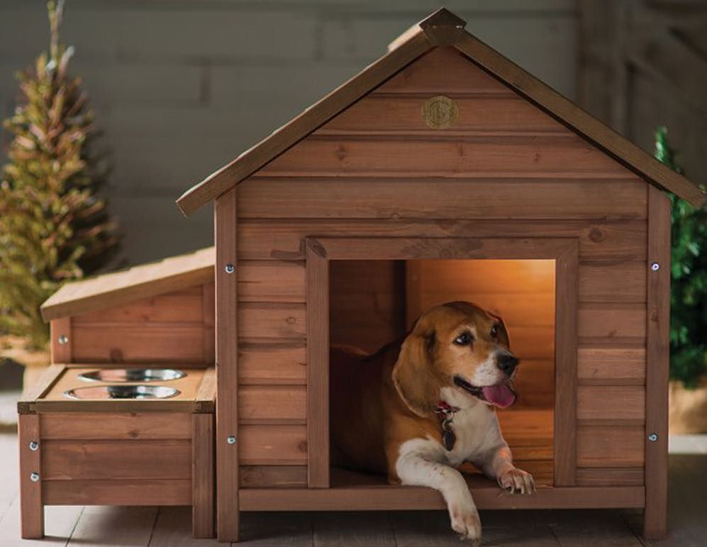 Enter To Win A Luxury Dog House We Re Giving Away A Dog House