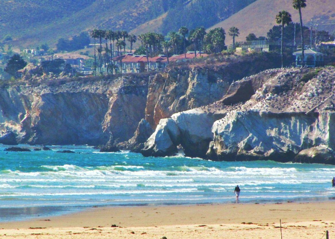The Hole In Wall Pismo Beach Ca San Luis Obispo California