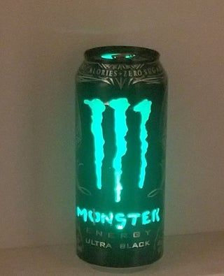 Photo of Monster Energy Can Light