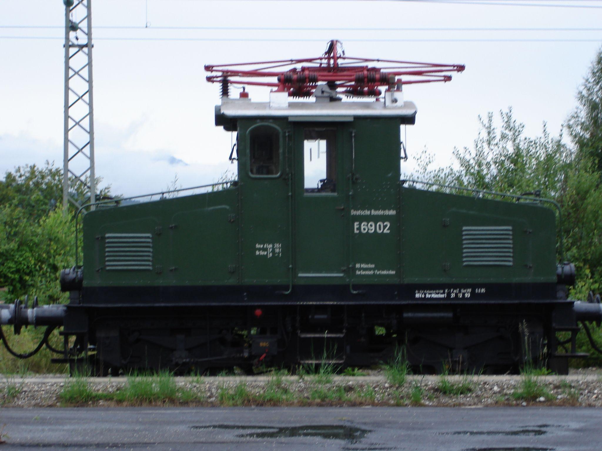 Pin auf Ferrovia