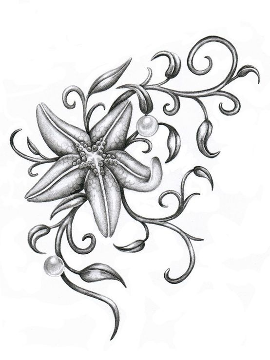 starfish tattoo sand between my toes pinterest. Black Bedroom Furniture Sets. Home Design Ideas