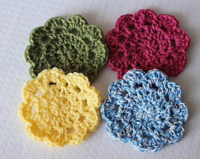 Quick and Easy Crochet Pattern Hand Crochet Bulky Rope Scarf ...