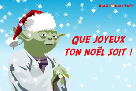 26 cartes de vœux Star Wars pour fêter Noël   Joyeux noel humour