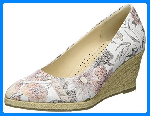 Gabor Shoes Damen Fashion Wedges, Mehrfarbig (Fall 48), 37