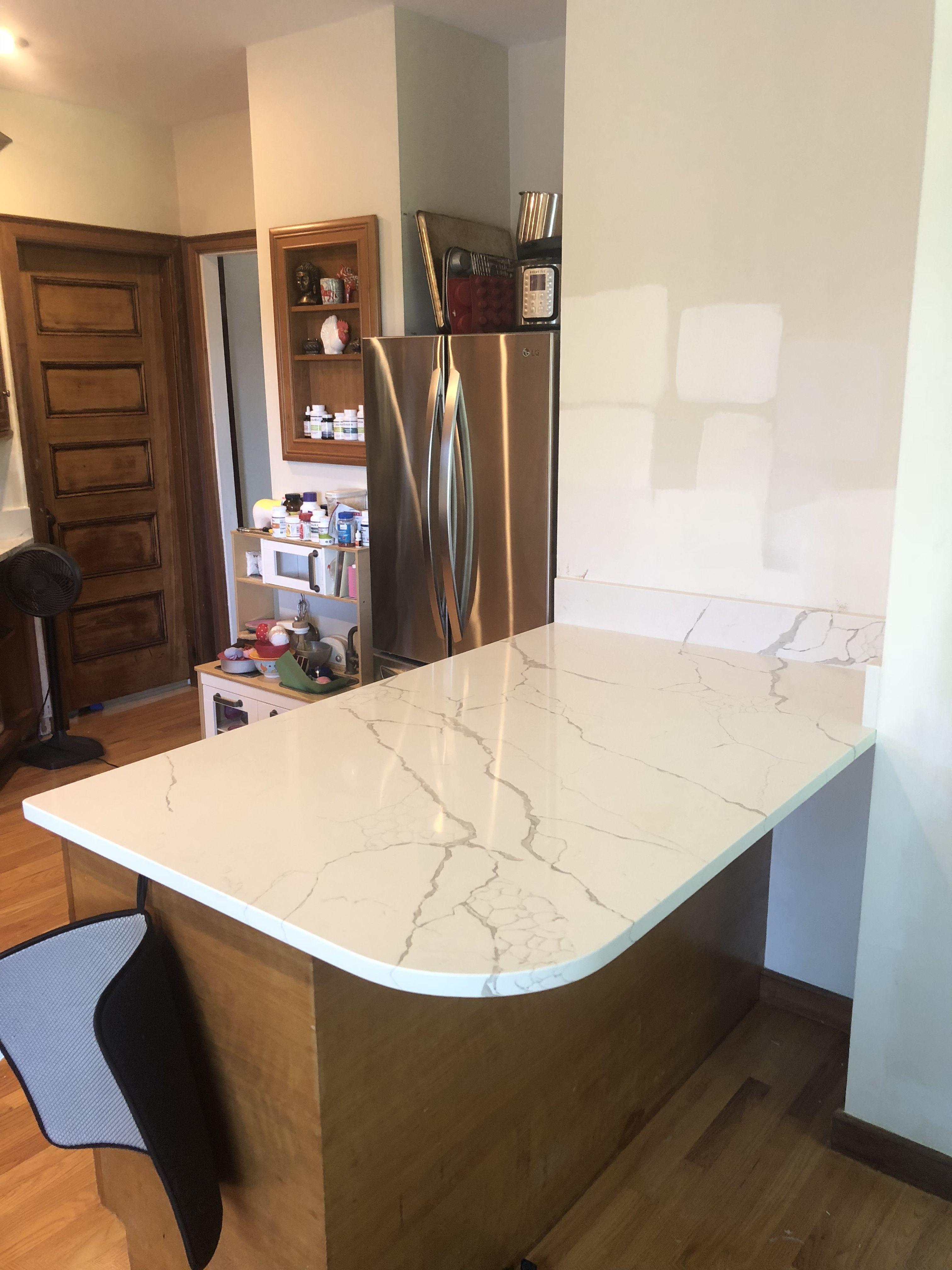 Calacatta Laza Quartz Quartz Countertops Granite Countertops