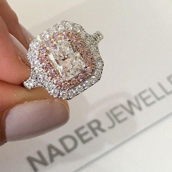 Newly Launched 2.10 ct Round Champagne Diamond Solitaire Pendant in 925 Silver