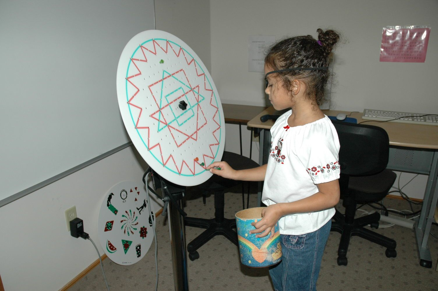 Vision Therapy Activities With Summary Descriptions