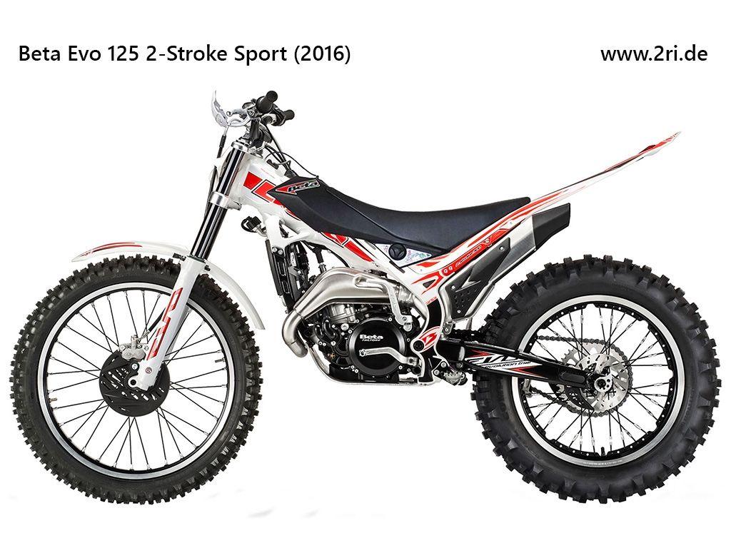 Beta Evo 125 2 Stroke Sport