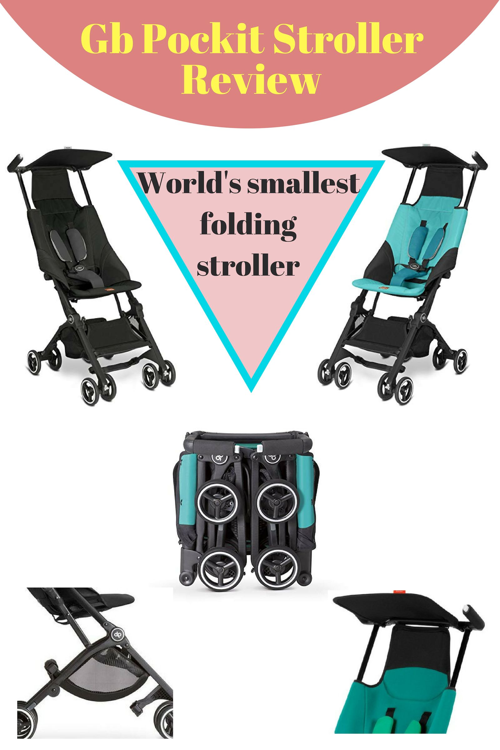 Lightweight Folding Pram Gb Pockit Stroller Review Best Lightweight Stroller
