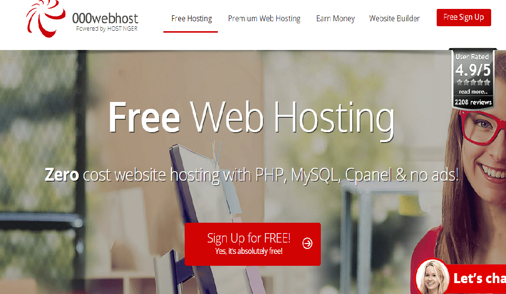 10++ Free hosting with wordpress install viral