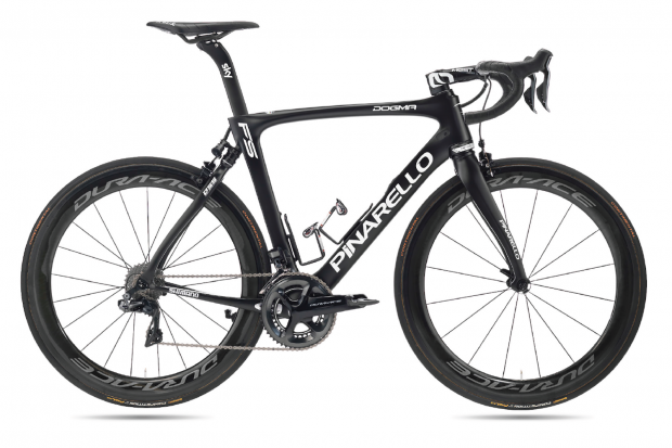 Pinarello Launches Dogma Fs With Full Electronic Suspension