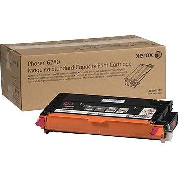 Xerox 106r01389 Magenta Toner Cartridge Standard Laser Toner