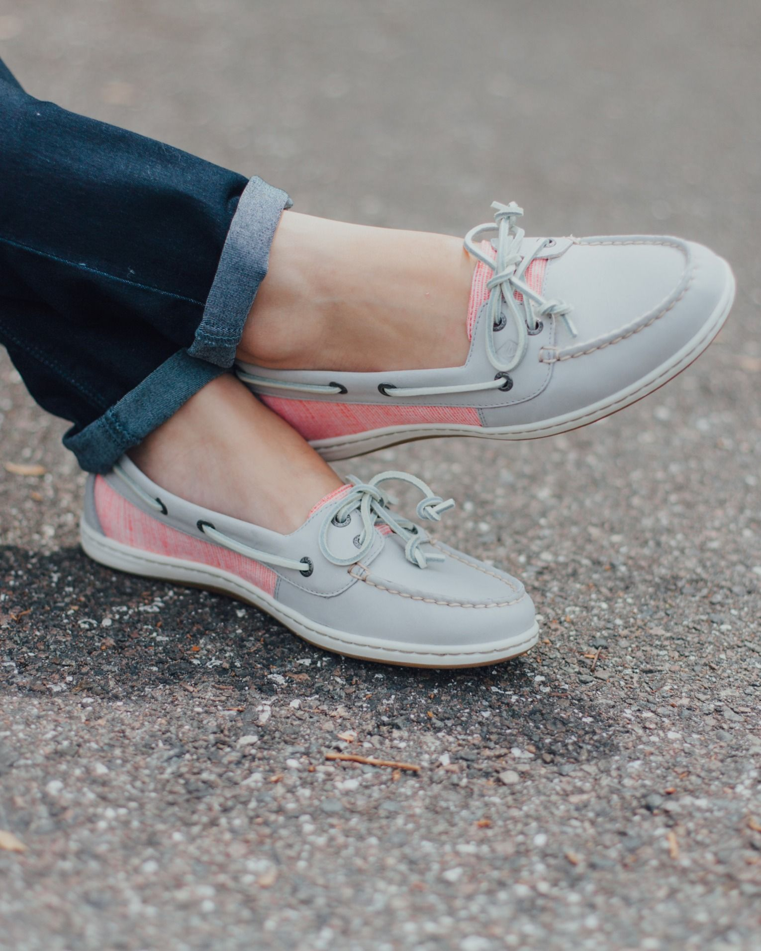 uk availability a89ae 9add7 They re ultra comfortable and pair wonderfully with denim, skirts,  sundresses and more! What s your favorite way to style Sperry shoes