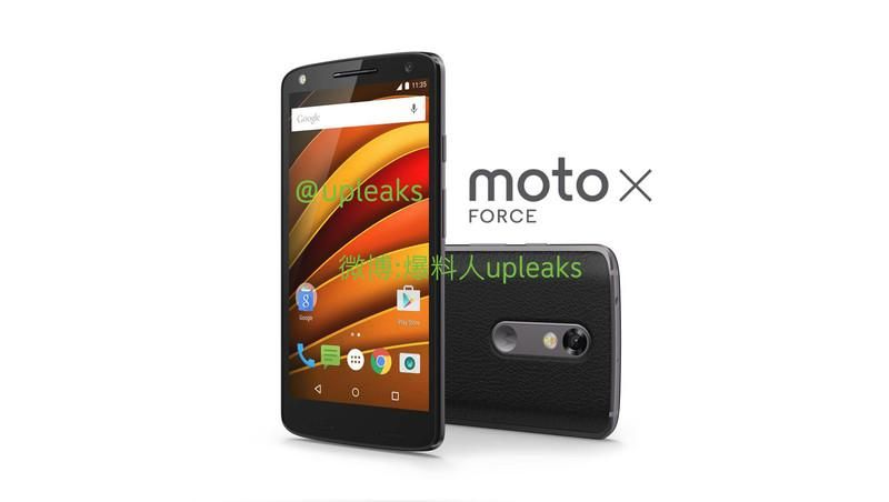 Shatterproof Moto X Force leaked with 5.43-inch QHD display and Snapdragon 810 http://phon.es/1p6di #android