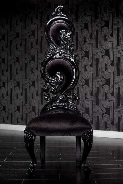 Gothic Furniture Unique Funky Decor Chair