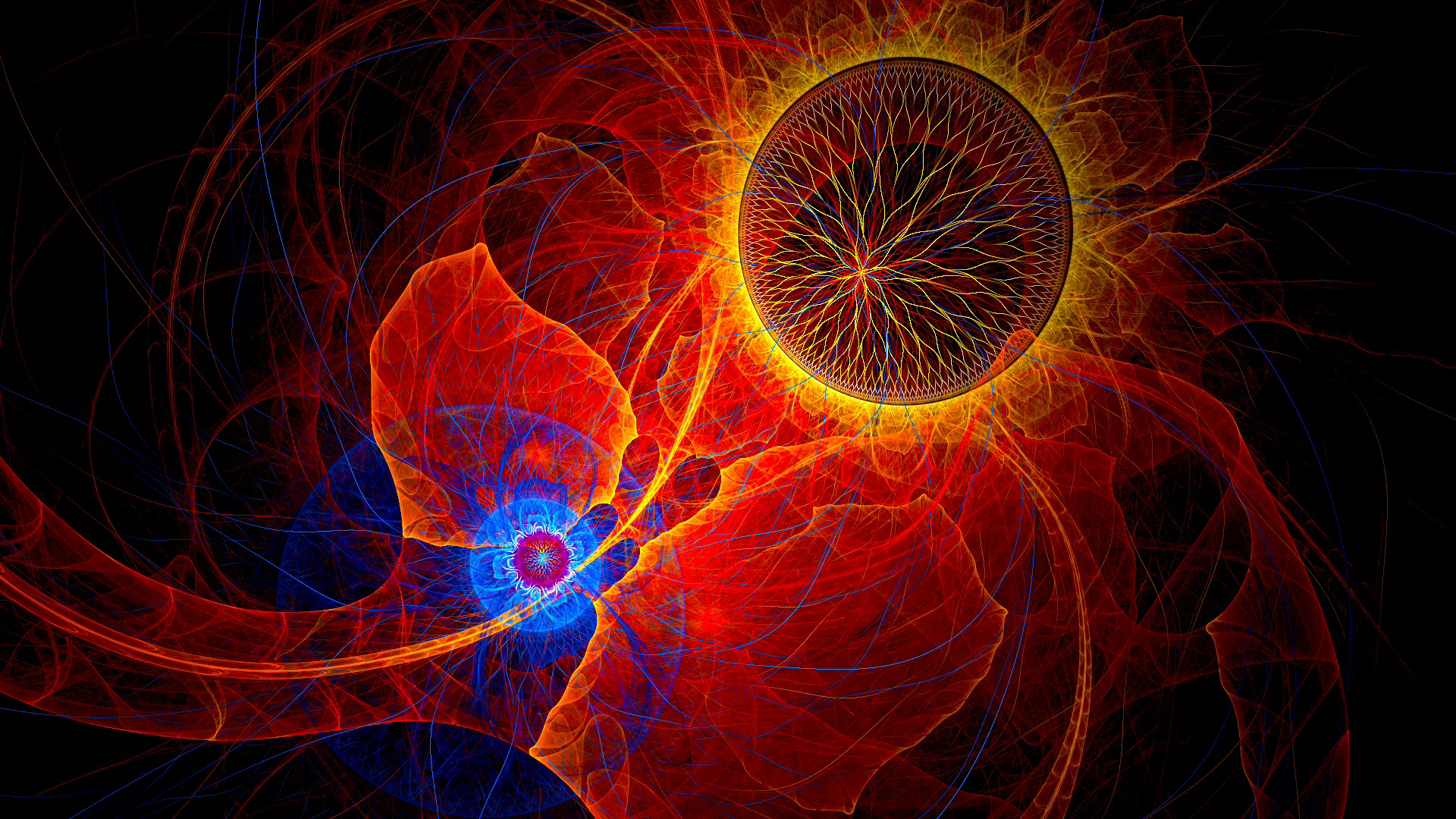 The+Birth+Of+A+Sun+II+by+Fractamonium.deviantart.com+on+@DeviantArt