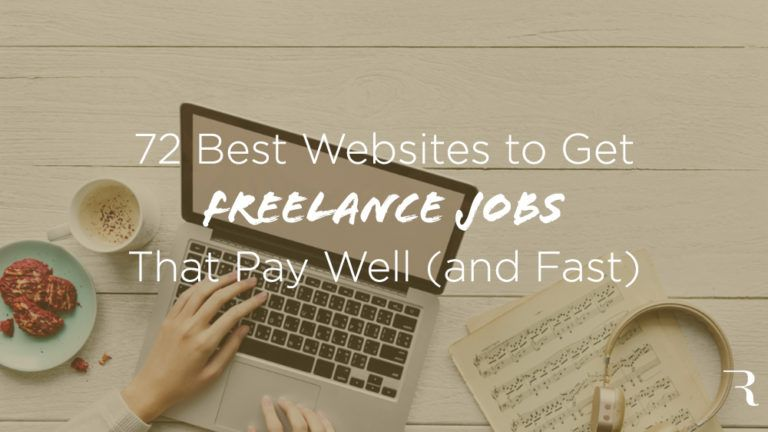 The Blog Of Ryan Robinson Side Project Adventures Content Marketing Freelancing Jobs Freelance Writing Freelance Jobs Website