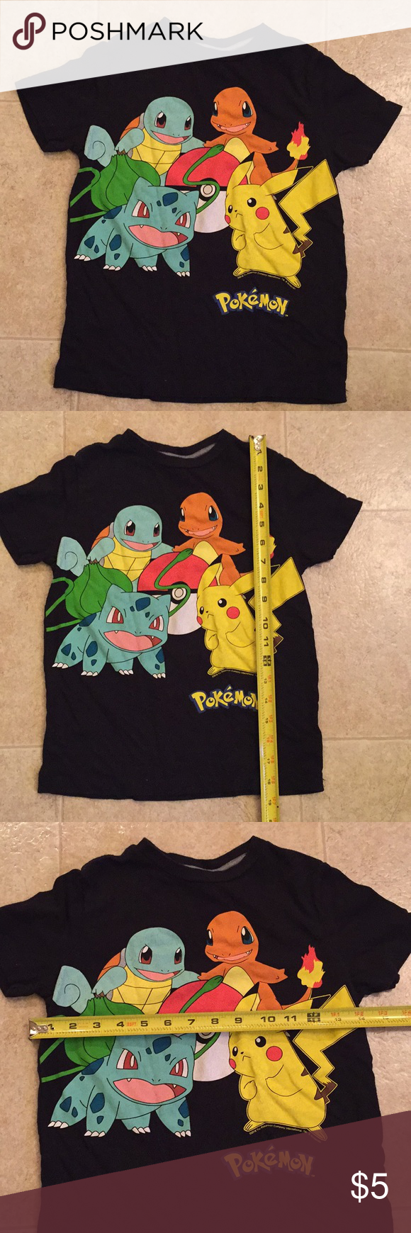 4d27b28b Pokémon T-shirt Pokémon T-shirt Old Navy Shirts & Tops Tees - Short Sleeve