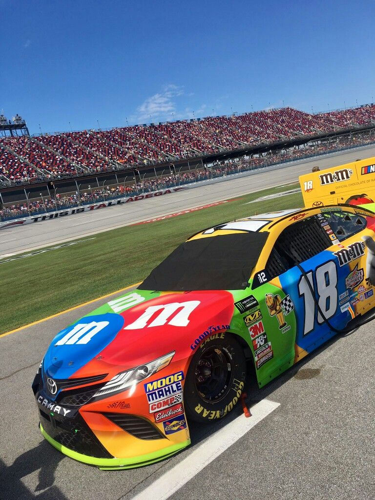 Talladega 2018 (With images) Kyle busch motorsports