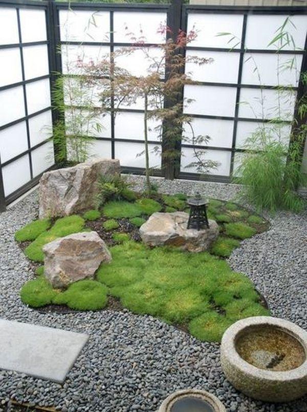 Add Asian Flair To Your Home Using Shoji Screens Garten Japanischer Garten Gartengestaltung Bilder