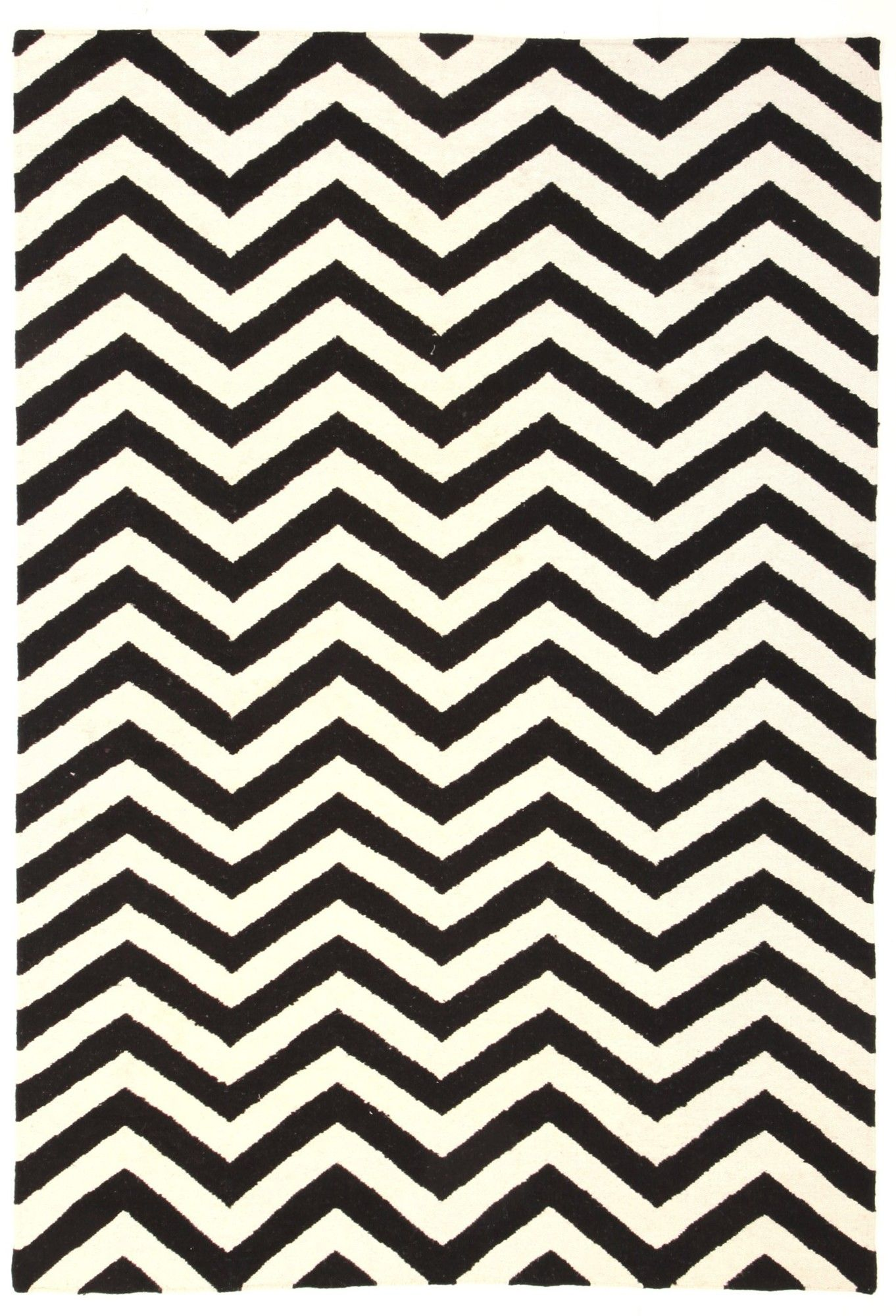 For Some Reason Chevron Rugs Keep Making Us Think Of