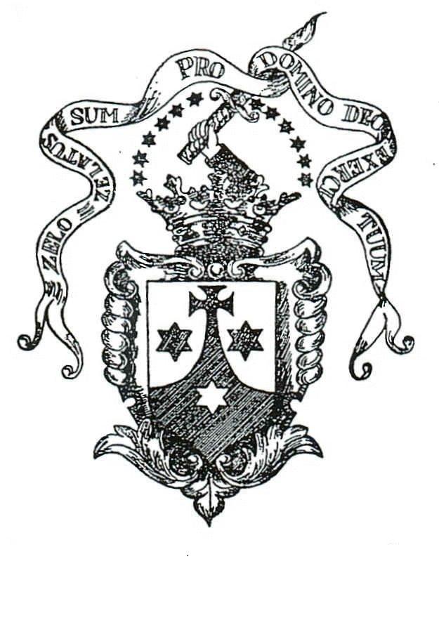 Lyric carmelita lyrics : Escudo ou Brasão da Ordem Carmelita Descalça.   CARMELO/CARMEL ...