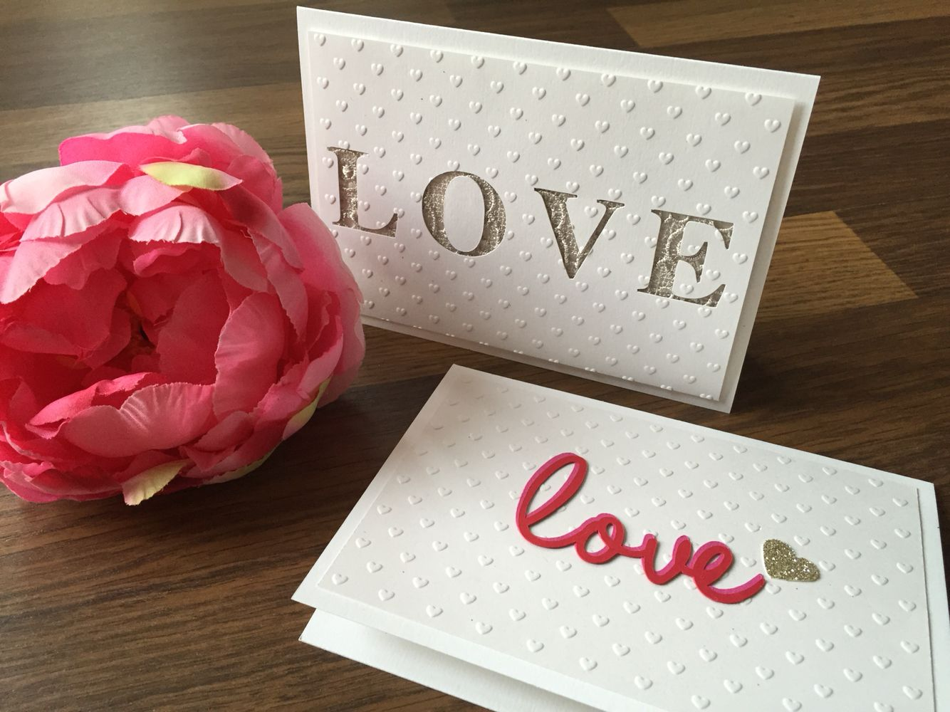Our first Valentines Day card collection is ready for our Swiss – First Valentines Day Card