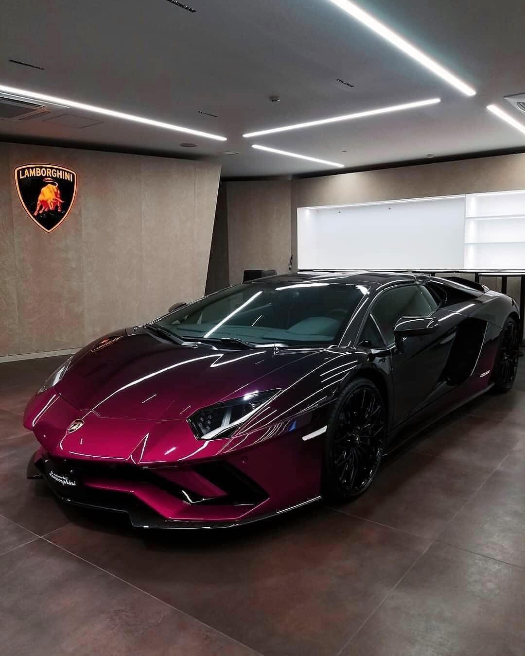 Lamborghini Aventador 50th Japan Edition Super Lit