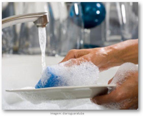 Post: 14 Dicas de economia de água no seu dia a dia - Cozinha - www.ohdecasaa.com