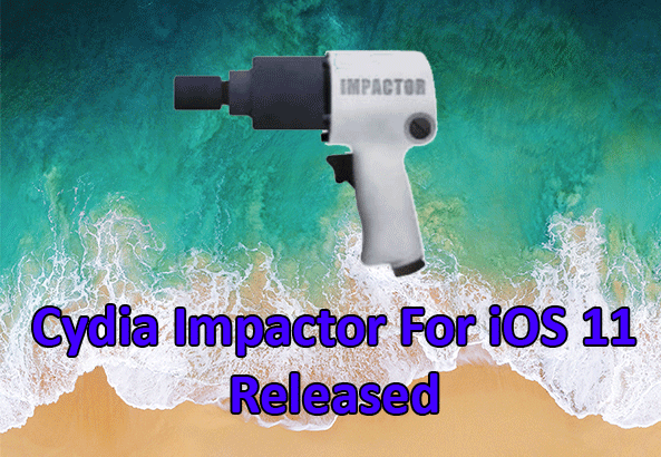 Cydia Impactor is now updated for iOS 11 Firmware | iPhone in 2019