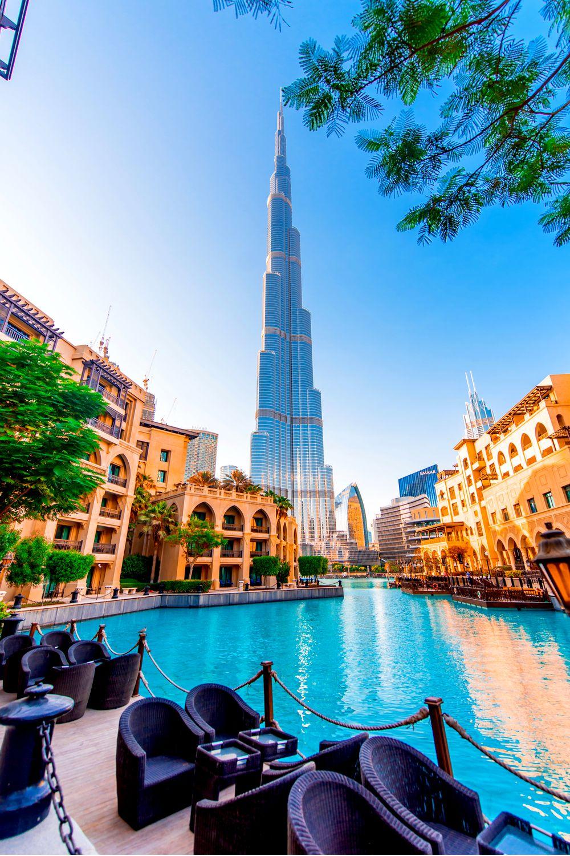 Les plus beaux lieux de Dubaï