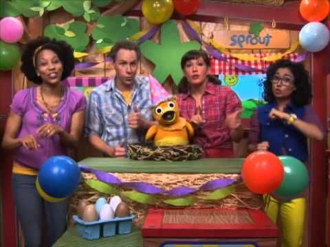 The Happy Birthday Song On Pbs Kids Sprout Youtube Sarahs 2nd