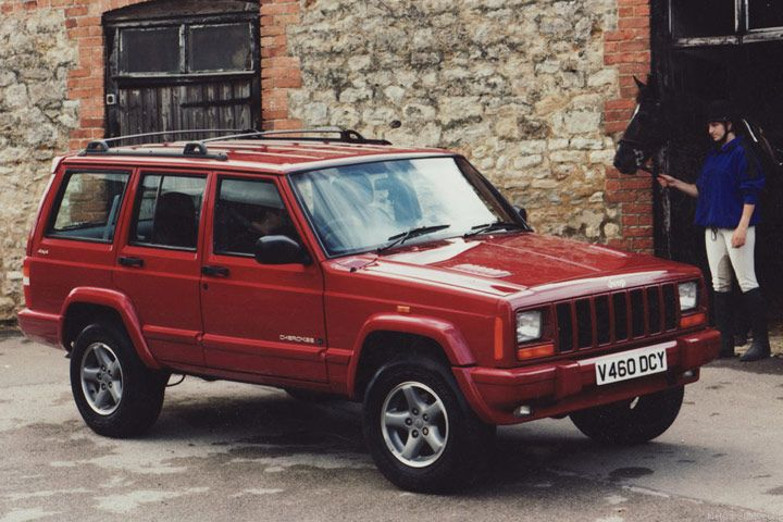 90s Jeep Cherokee Xj Autos Coches