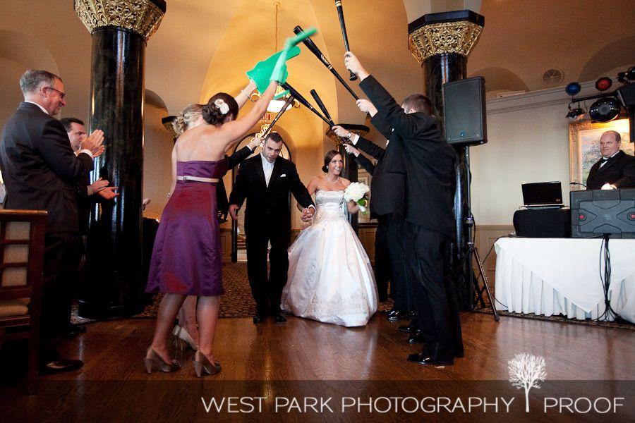 Grosse Pointe Yacht Club Wedding Reception