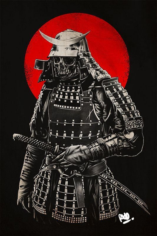 16 fotos coloreadas a mano de lo últimos samuráis | Colorear, Arte ...