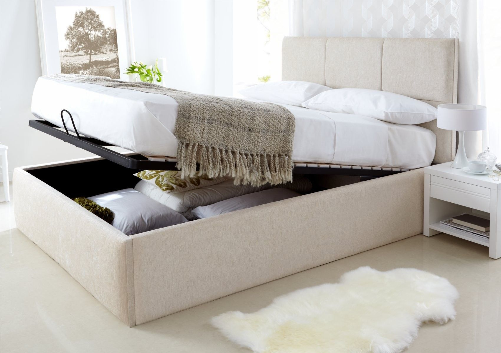 Retreat Ottoman Storage Bed Ottoman Beds Storage Beds Beds