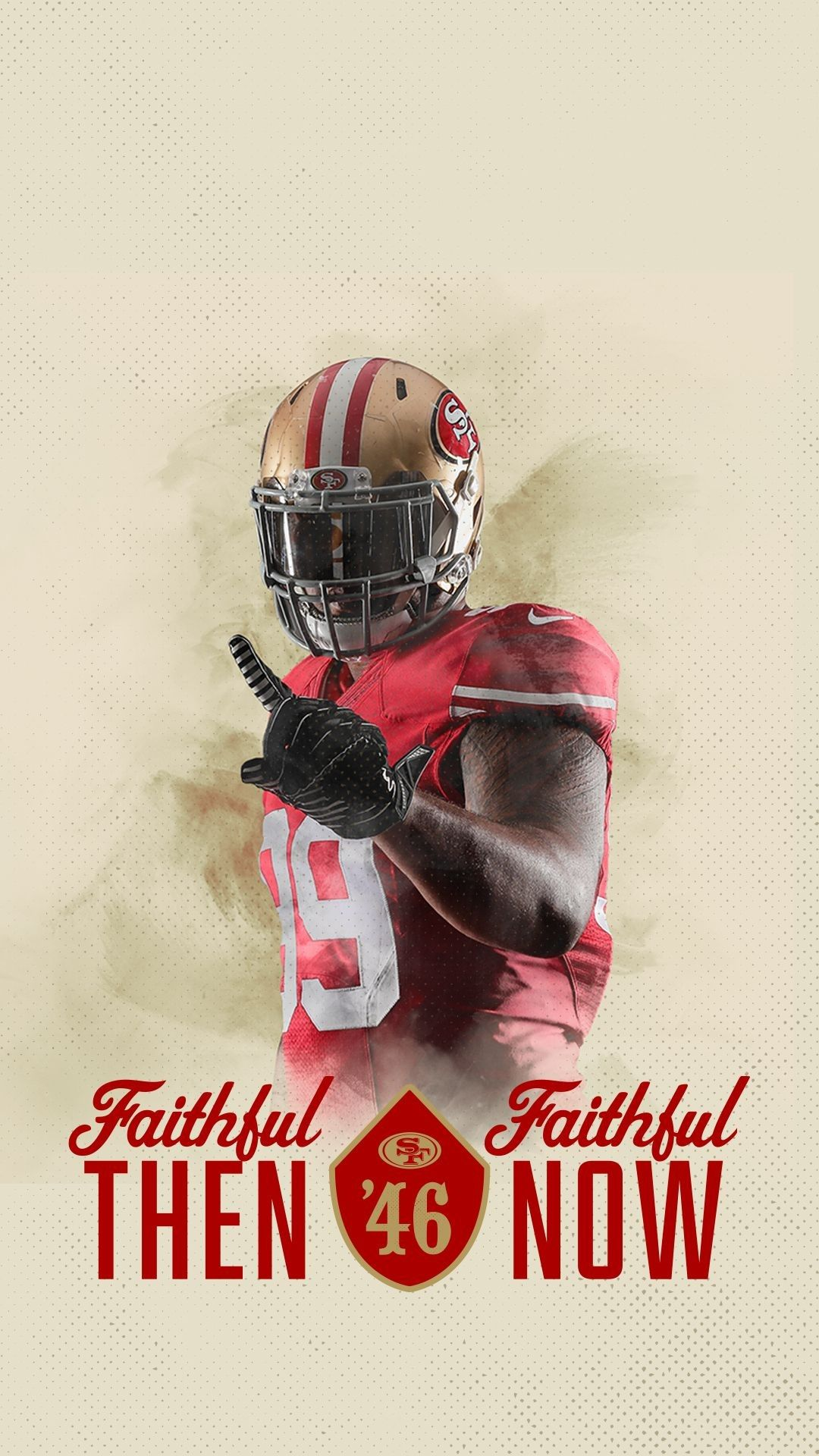 Pin by Kanson on Gridiron Elite Wallpaper, Poster, 49ers