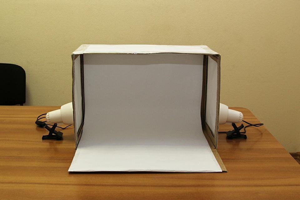 Стол для предметной съёмки своими руками 23