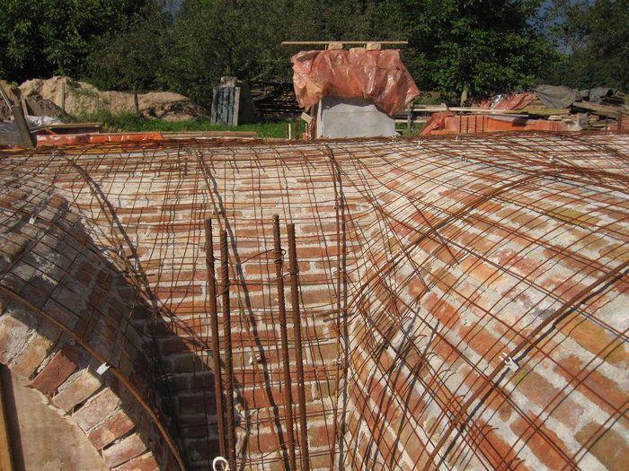 Building A Cross Barrel Vaulted Ceiling