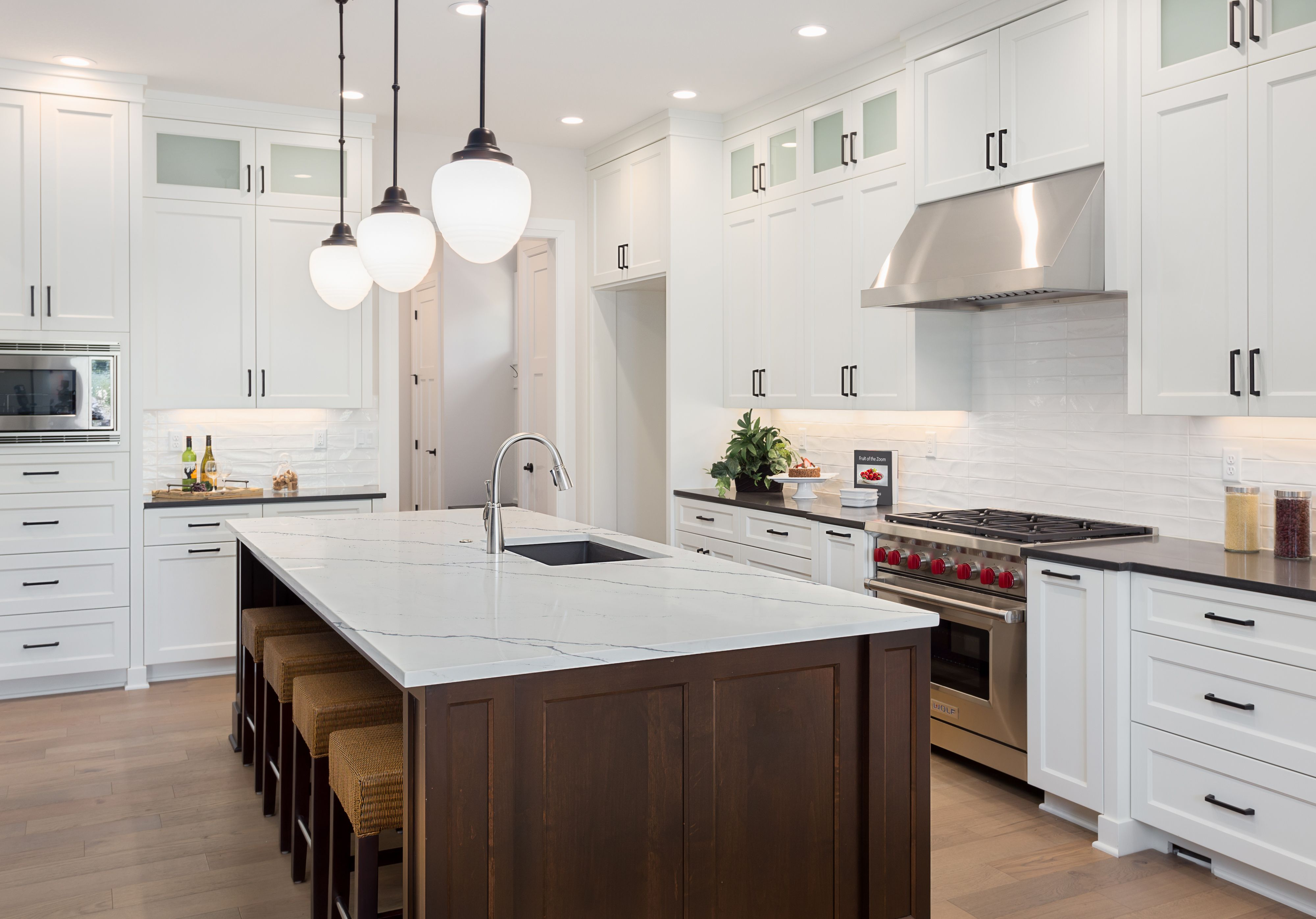 64 Deluxe Custom Kitchen Island Designs