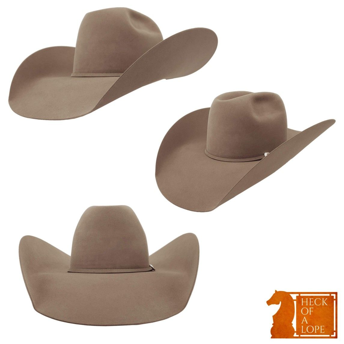 b886c7ddd236e 💥All New💥 Atwood Hat Company Pecan Felt Hat! This Super Hot🌡️Color Is  Selling Out Fast! 🔷Available In 4 1 4