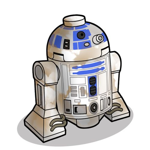 mike crowley is an artist that uses two of a geek s favorite tools rh pinterest com au lego star wars characters clipart