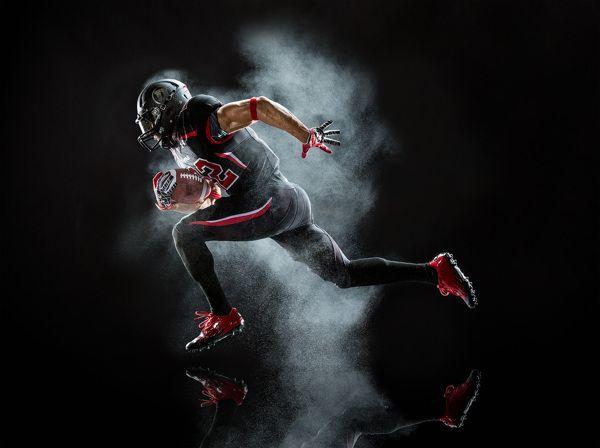 University of Utah Football | Hall of Fame Photography on Behance ...
