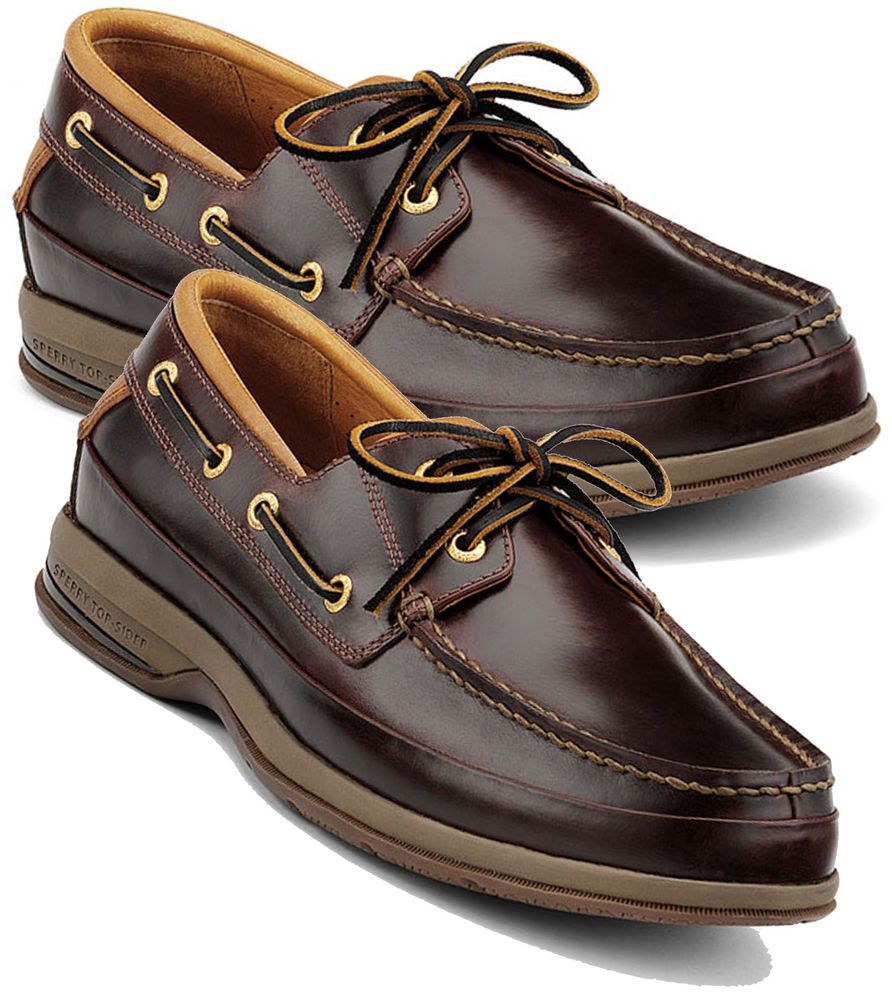 Gold Cup ASV 2-Eye Boat Shoes