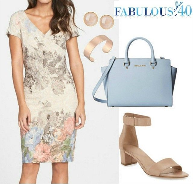 b94c15500a7 What to Wear to a Graduation  Graduation Outfit Ideas for Mothers ...