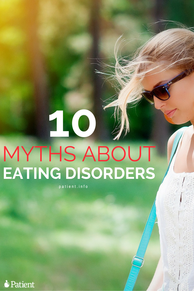 Eating Disorders: Myths to Stop Believing foto