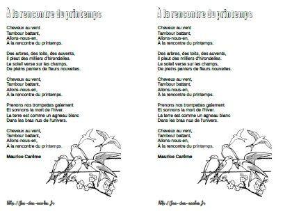 Poesie notre rencontre