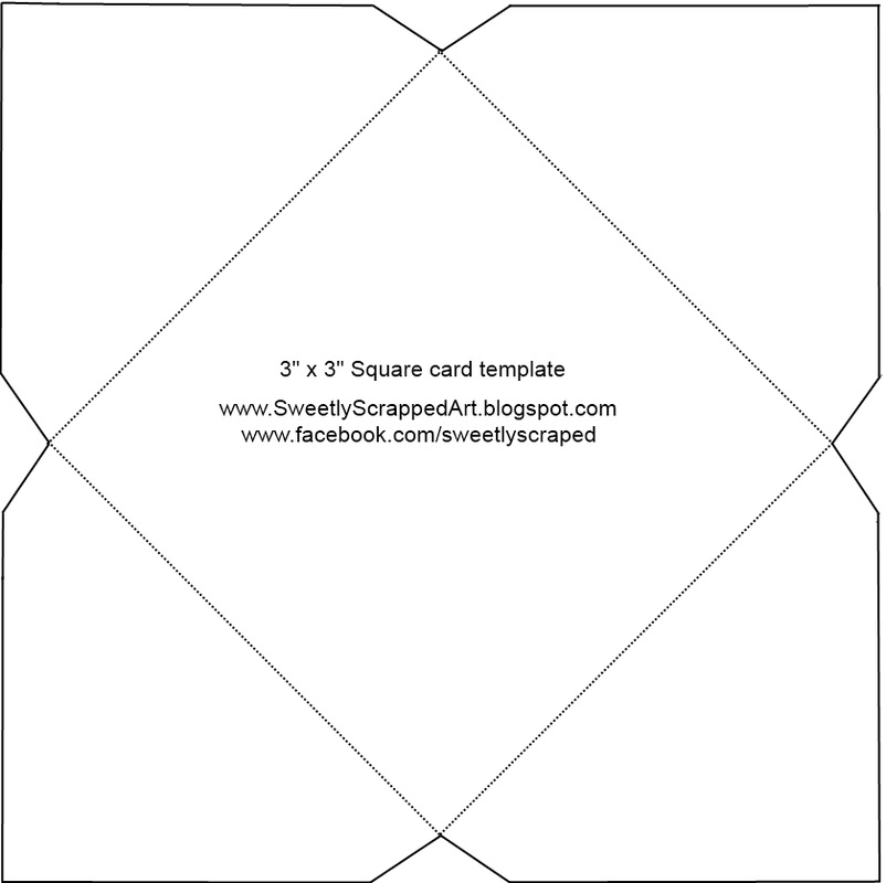square card templatepng 802x800 vaptisi pinterest square envelopes envelopes and template